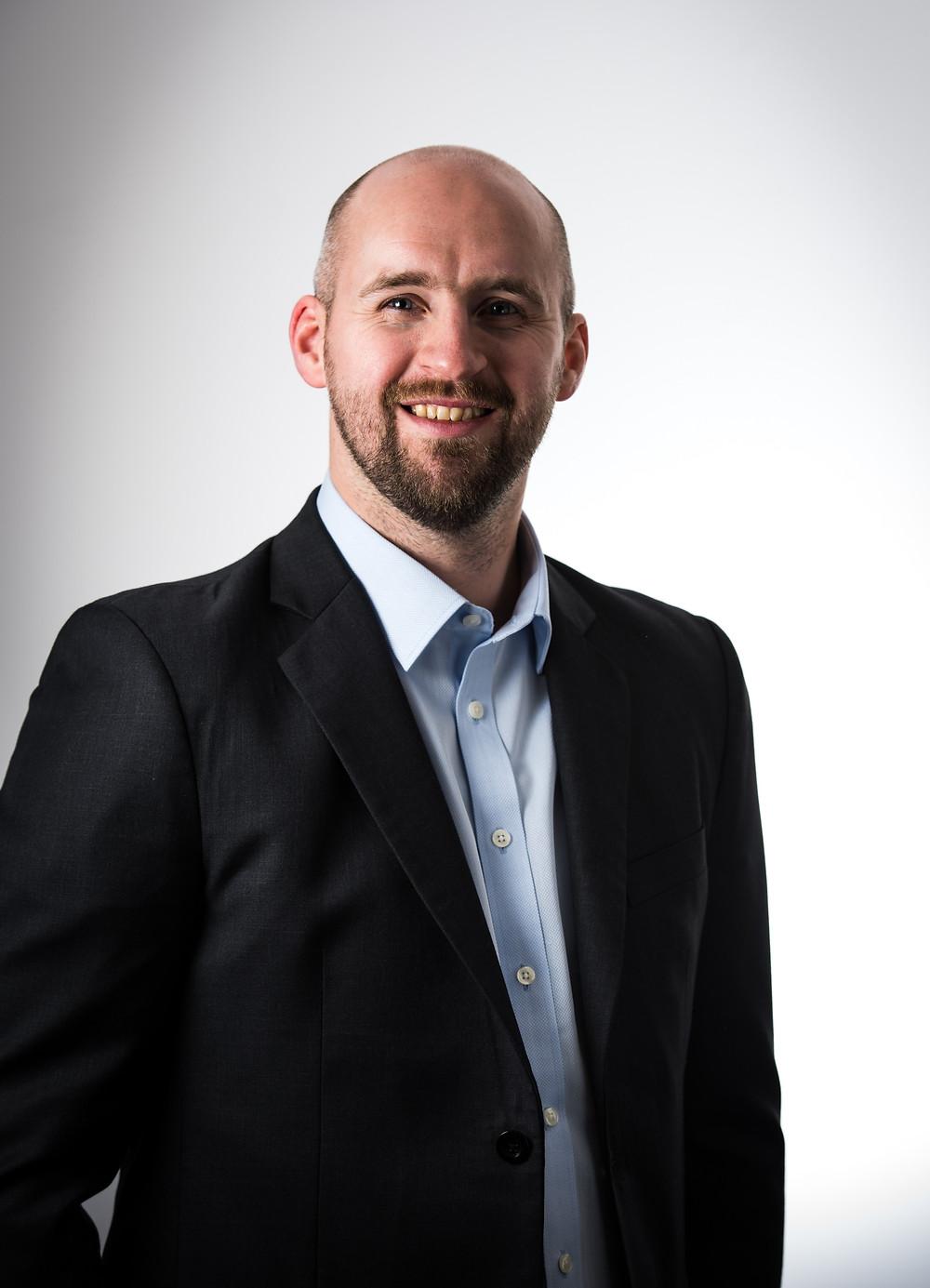 Stuart Lawson, Managing Director of AISUS Offshore