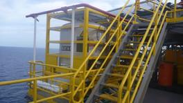 Suretank supplies helifuel system to Shelf Drilling