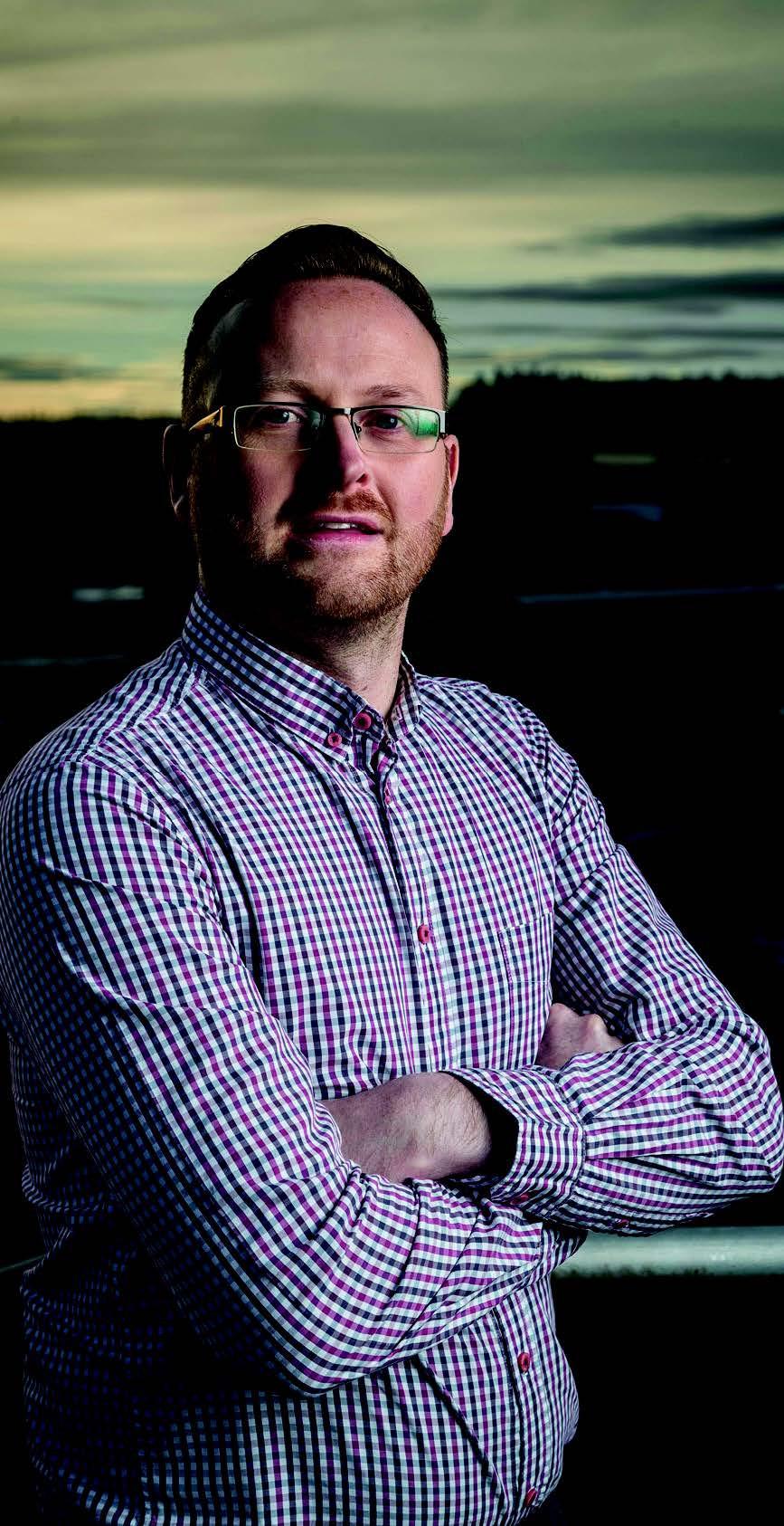 Gavin Booth