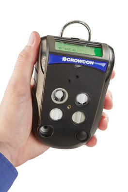 CROWCON LAUNCHES DUAL RANGE PORTABLE MONITOR, GAS-PRO TK, A SPECIALIST FOR INERTED TANK MONITORING A