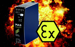 Don't Ever Compromise on Power Supplies for ATEX Systems