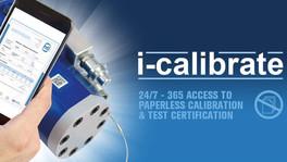 Calibration made simple; i-calibrate