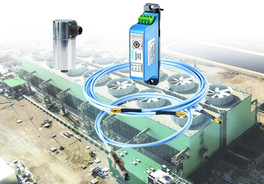 Vibration Sensing Solutions with Transmitter Interface