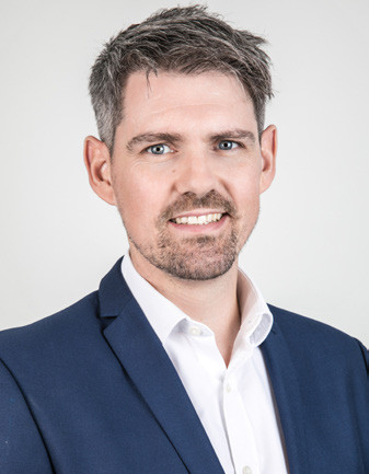Simon Burwood, Managing Director