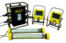 Wolf Safety ATEX Lighting and Ramfan ATEX Ventilation Manage Risk in Explosive Atmospheres
