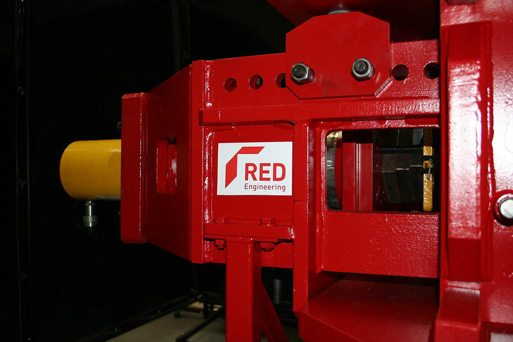 Red Engineering's upgraded TR-630 automated test rig