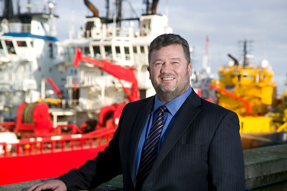 Roddy James, N-Sea Chief Operating Officer