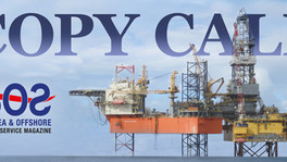 Subsea & Offshore Service Magazine: Editorial Call for September Issue