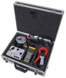 Online Earth Fault Location Prevents Shutdown with Bender Portable Earth Detection Systems