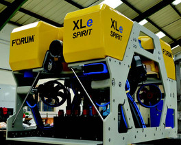 Forum's Latest ROV Successfully Completes Sea Trials