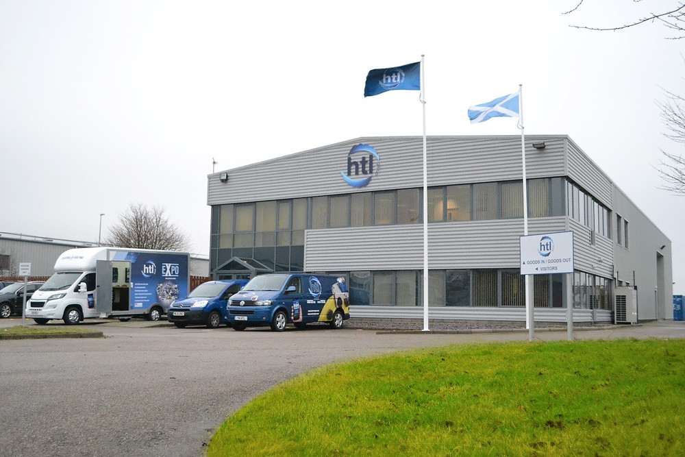 HTL Group Scotland, Dyce, Aberdeen