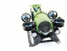 AQUABOTIX PARTNERS WITH WATER LINKED TO INTEGRATE ROVS WITH ENHANCED UNDERWATER GPS