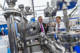 Tapping into new technology a key focus at SPE Offshore Europe 2017