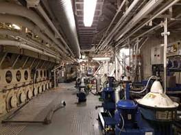 ENGINE ROOM VENTILATION IN MARINE ENVIRONMENTS