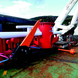 DLM Design and Manufacture New Detrenching Grapnel