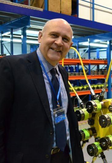 Stuart Broadley, CEO, The EIC
