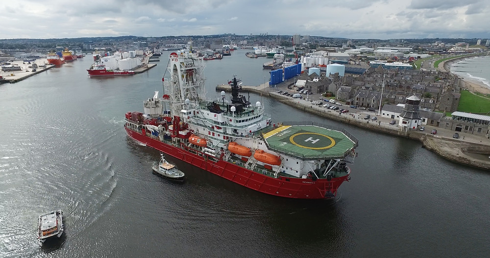 Fit for the future: Helix Well Ops (UK) monohull vessel MSV Seawell after its £60m refit