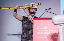 Ecosse IP Unveils Three New Technologies at Offshore Decommissioning Conference