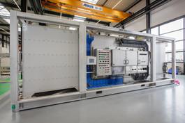 Frames Hydraulic Control Systems for Eni Merakes Field Tie-Back