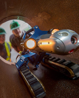 EDDYFI TECHNOLOGIES ACQUIRES NDT ROBOTICS LEADER INUKTUN