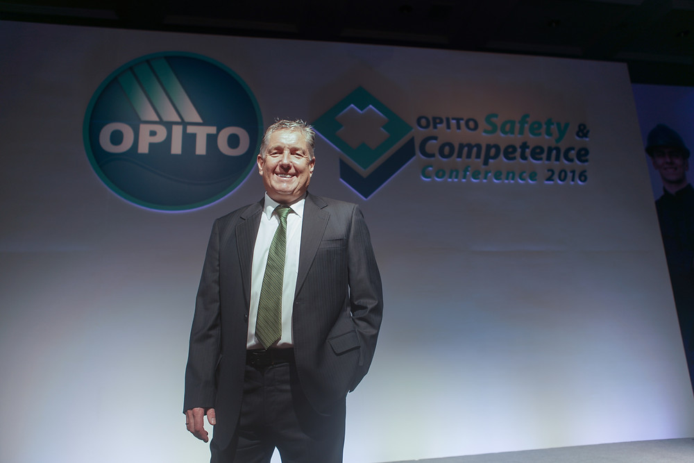 David Doig - OPITO Group Chief Executive