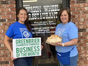 Wagon Wheel Celebrates 30 Years! -April Business of the Month