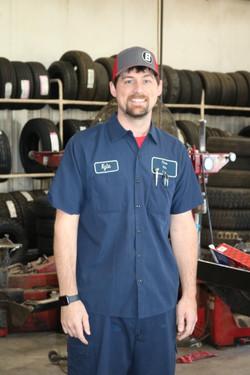 Kyle Hillis, Chamber Board Member owner of Tires for Less