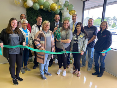 The Chamber Welcomes Panther Den Nutrition to Greenbrier