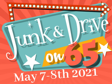 Premier Junk and Drive Event Set for May