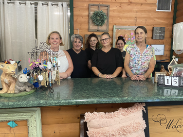 The Chamber Welcomes Mary's Nest Vintage Market