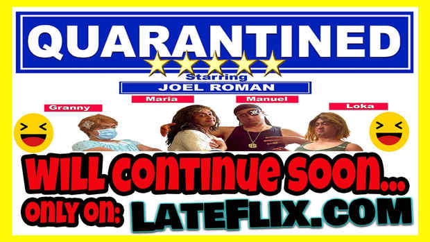 Quarantined the sitcom