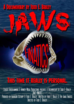 Jaws Finatics Poster NEW