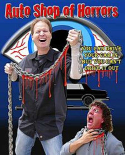 Auto Shop of Horrors | Comedy