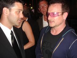 DAB and Bono Cannes U93