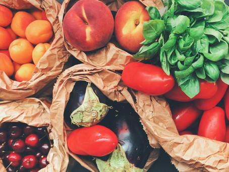 Top 5 des fruits et légumes préférés des enfants