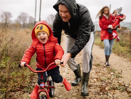 5 astuces pour donner envie aux enfants de sortir dehors malgré le froid