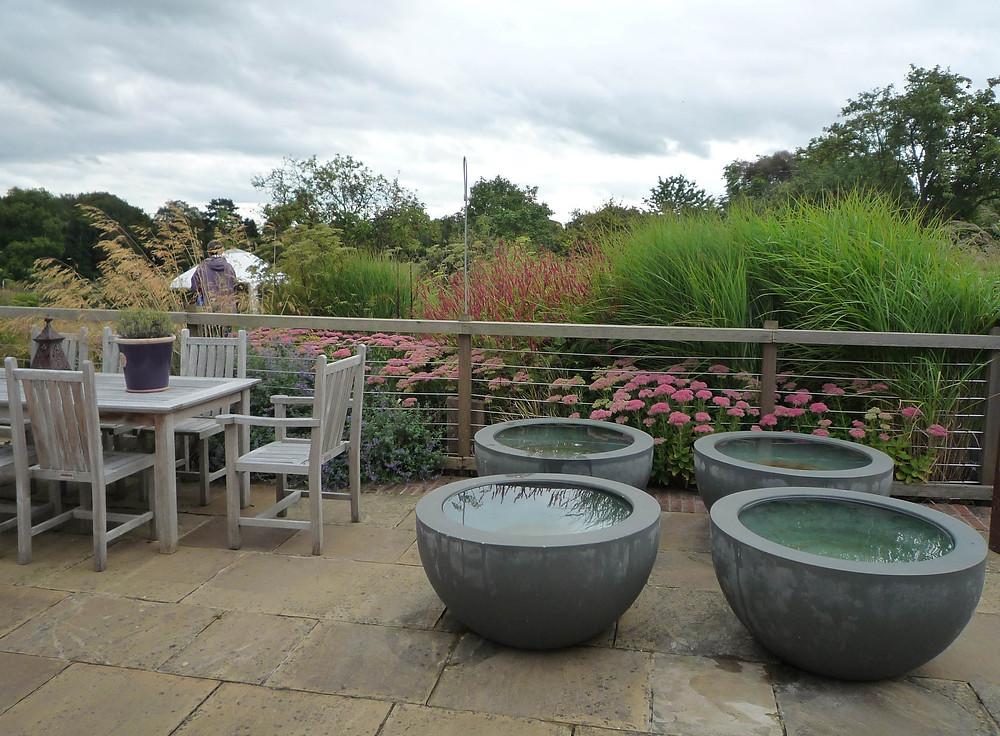 water bowl, large bowls, grey bowls,