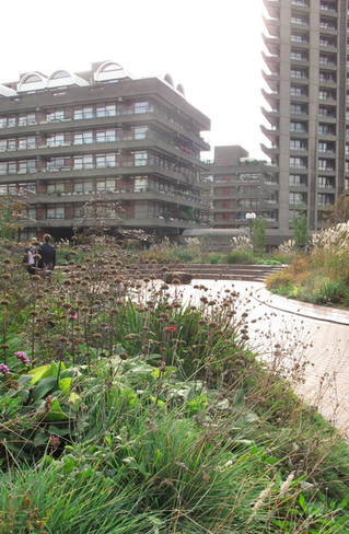 Return to the Barbican Roof Garden