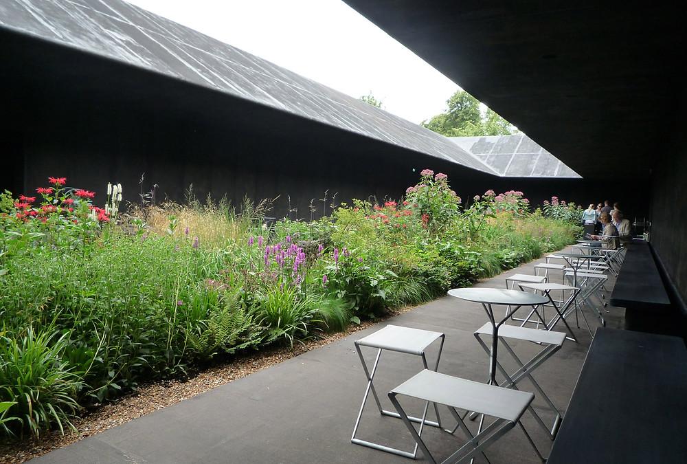 serpentine pavillion 2011, Piet Oudolf,
