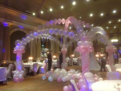 Dance Floor Canopy