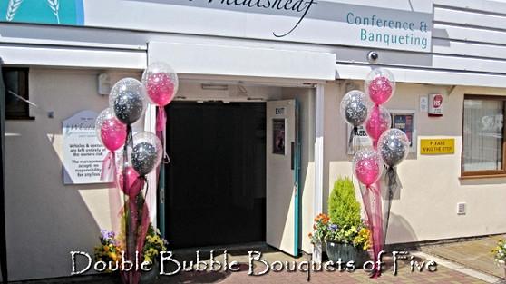 Double Bubble Bouquets