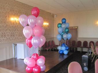 Kids' Balloon Grabs