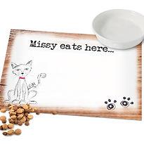 Personalised Scribble Cat Placemat 1.jpg