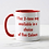 Thumbnail: 11oz '2-tone' mug featuring your logo on both sides