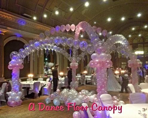 Dancefloor Canopy