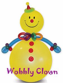 Wobbly Clown