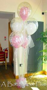 Double Bubble Balloons