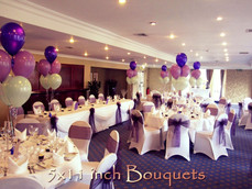 Bouquets of Five Balloons