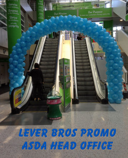 Large Balloon Arch