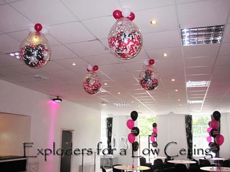 Exploding Balloons